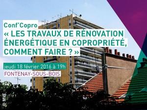 L'éco-rénovation  en copropriété : quel accompagnement, quel financement  ?